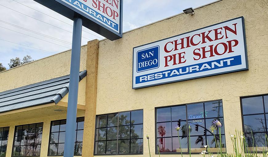 The Chicken Pie Shop